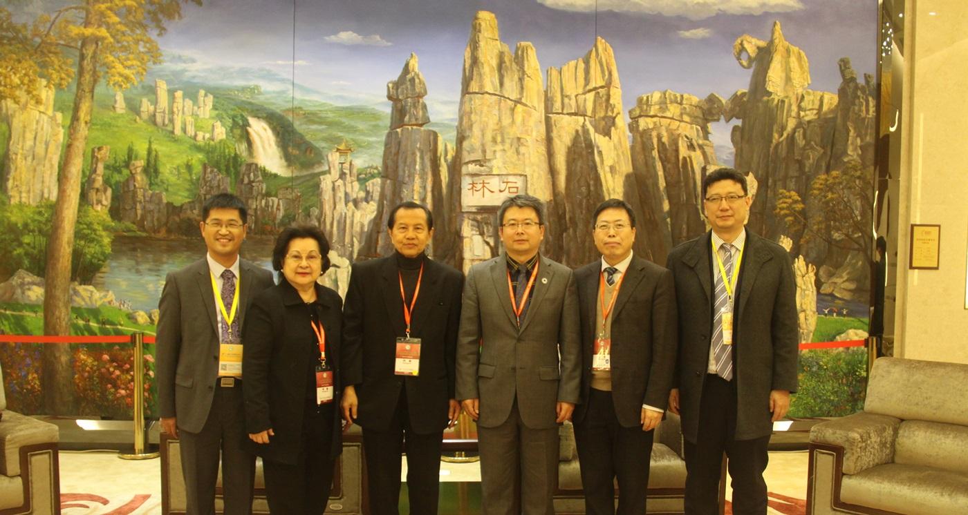 参加第十一届全球孔子学院大会